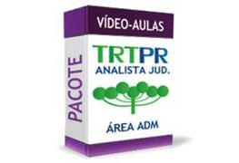TRT-PR: Analista Judiciário Área Administrativa