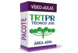 TRT-PR: Técnico Judiciário Área Administrativa