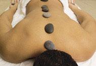 Curso Massoterapia com Pedras Quentes, Frias e Argila