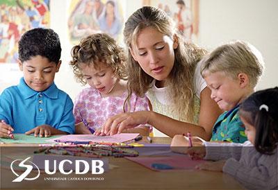 Pós-graduação em Educação Infantil - especialização lato sensu