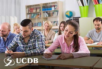 Pós-graduação em Educação de Jovens e Adultos - especialização lato sensu