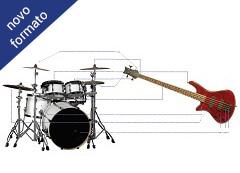 Curso de Bass and Drums - Baixo e Bateria - Básico