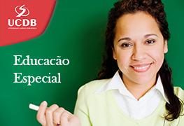 Pós-graduação em Educação Especial - especialização lato sensu
