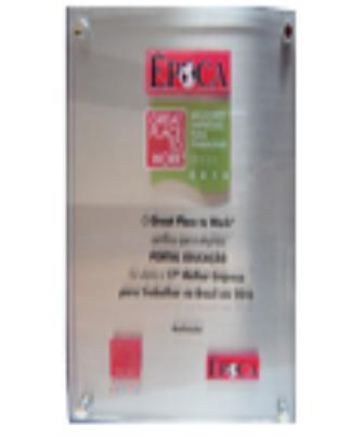 2010 - As 100 Melhores Empresas para Trabalhar 2010/2011 - Editora Globo