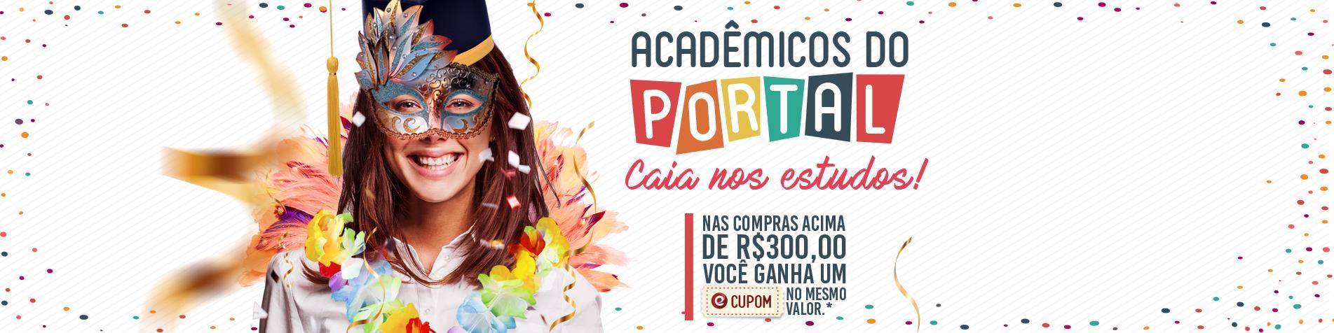 Campanha Acadêmicos do Portal